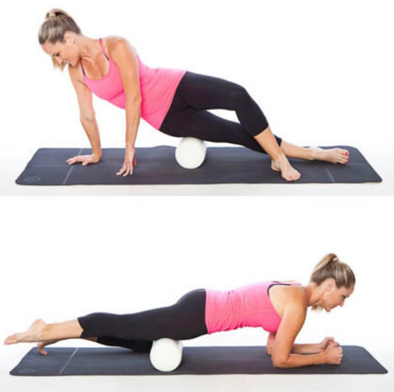Benefits When Using Foam Rollers