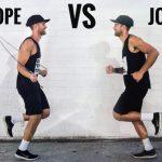 Jump Rope Vs Running