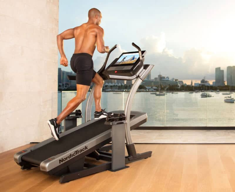 Review of NordicTrack Incline Trainer X22i