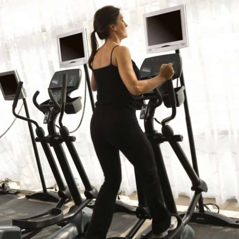 Can you lose belly fat by using elliptical