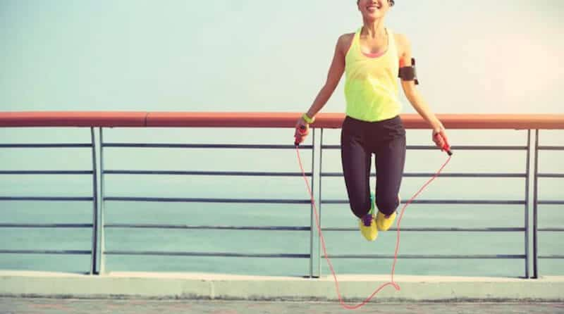 Choose a jump rope that fits your workout place