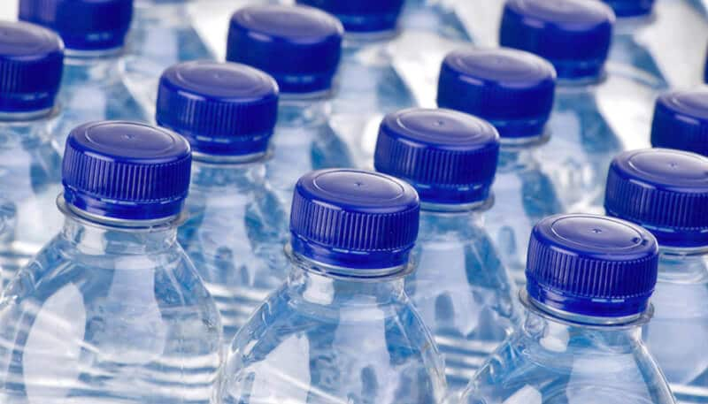 Decreases Bottled Water Consumption