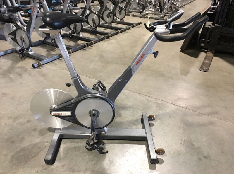 Keiser Spin Bike Review: A Revolution In Fitness