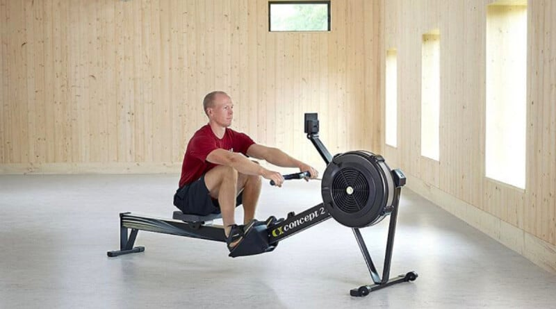 Many benefits of using a rowing machine at home