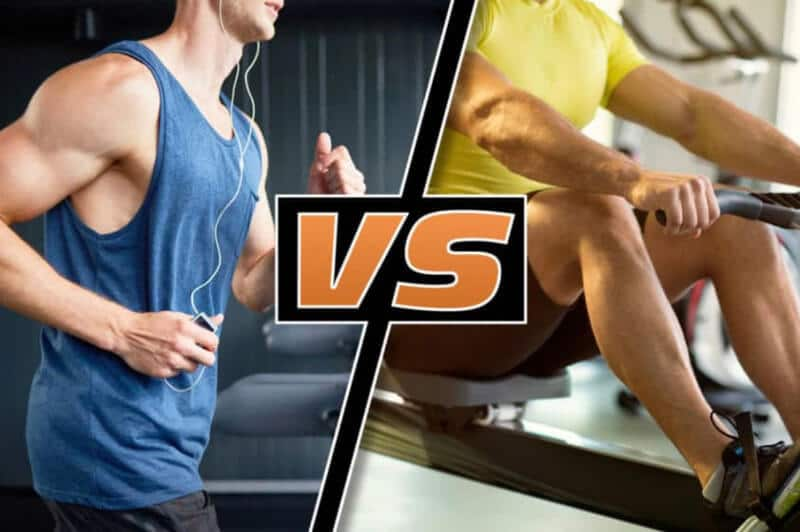 Treadmill Vs Row Machine: Who Is The Winner