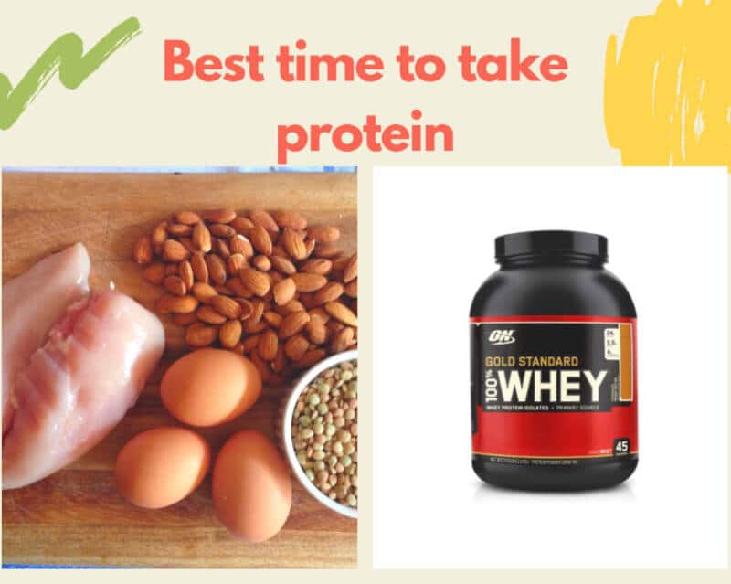 What is The Best Time to Use Protein Shakes