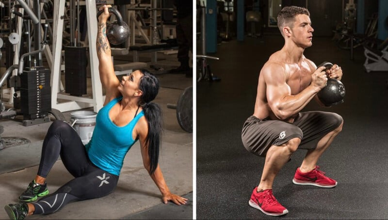 Are kettlebells a good option on the journey to lose weight