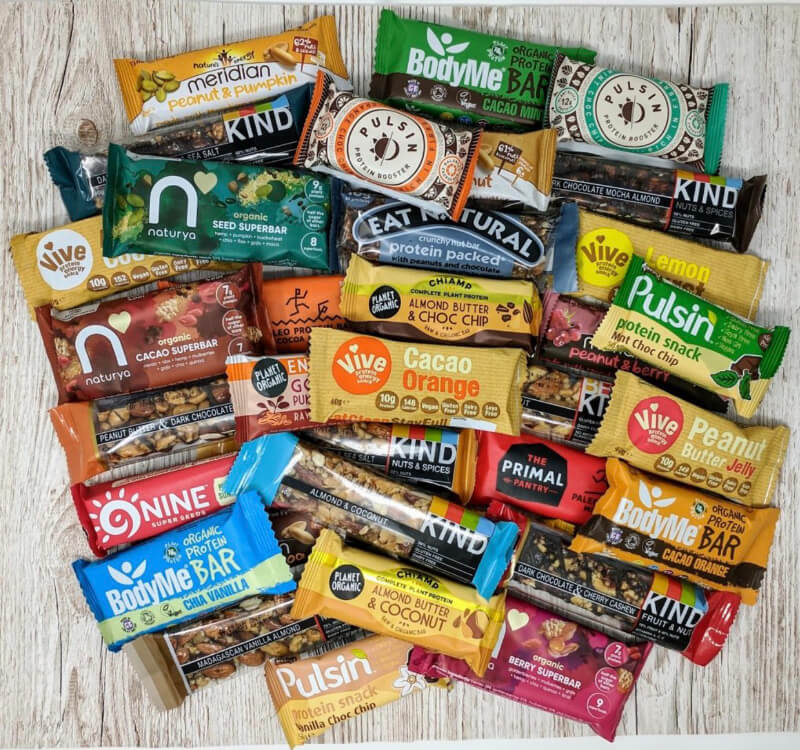 Found 6 Healthy & On-the-go Best Vegan Protein Bar Reviews