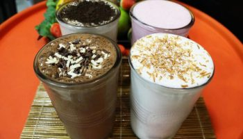 How to make a protein shake with protein powder