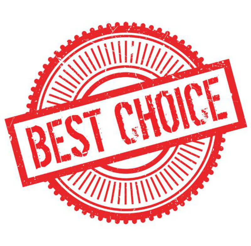 And The Best Choice Is…