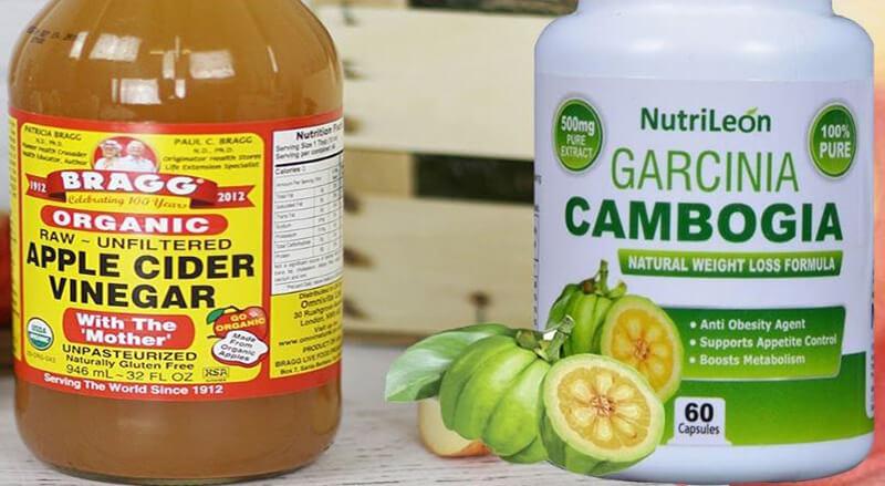 Garcinia Cambogia And Braggs Apple Cider Vinegar