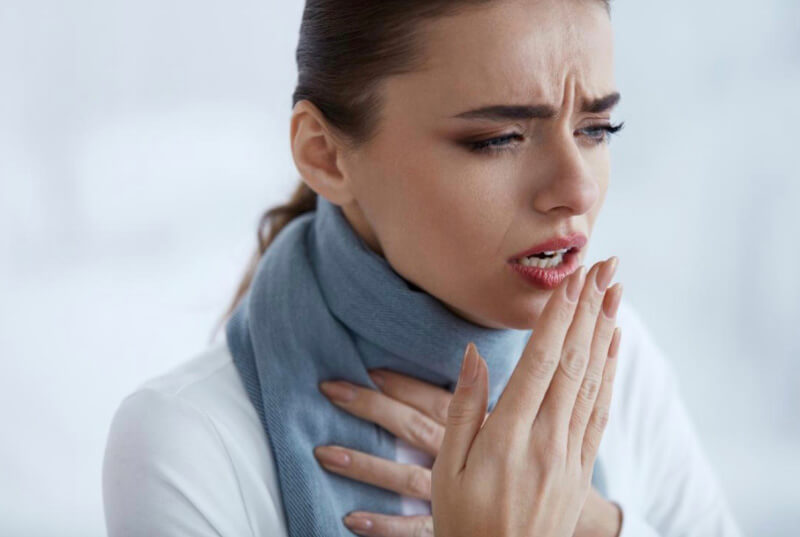 Asthma leads to inconvenience in your daily life