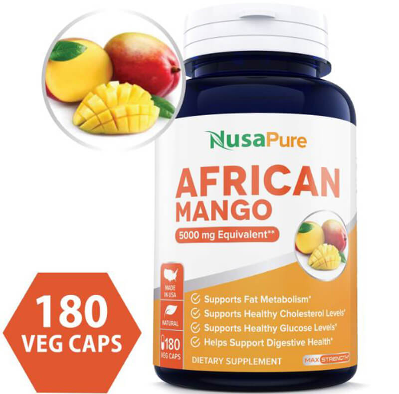 Best African Mango Supplements – Top 10 Brands Reviewed for 2019