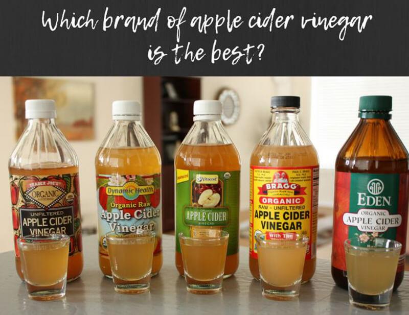 Best Apple Cider Vinegar Products – Top 10 Brands Reviewed for 2019