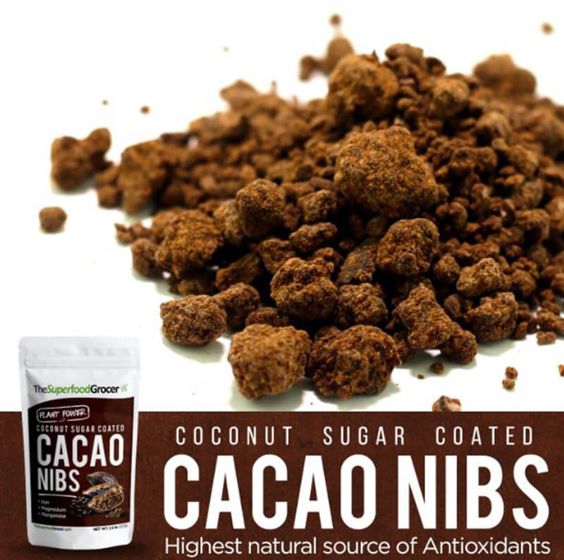 Best Cacao Nibs Products – Top 10 Brands Reviewed for 2019