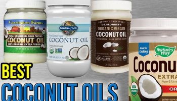 Best Coconut Oil Products – Top 10 Brands Reviewed for 2019
