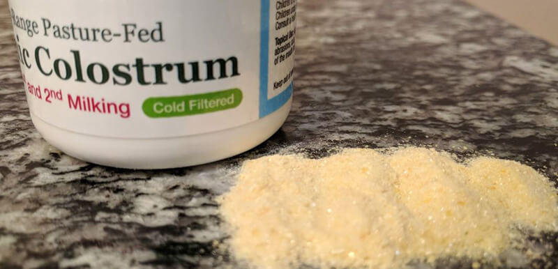 Best Colostrum Supplements – Top 10 Brands Reviewed for 2019