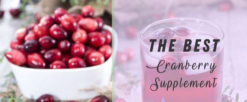 Best Cranberry Supplements – Top 10 Brands Reviewed for 2019