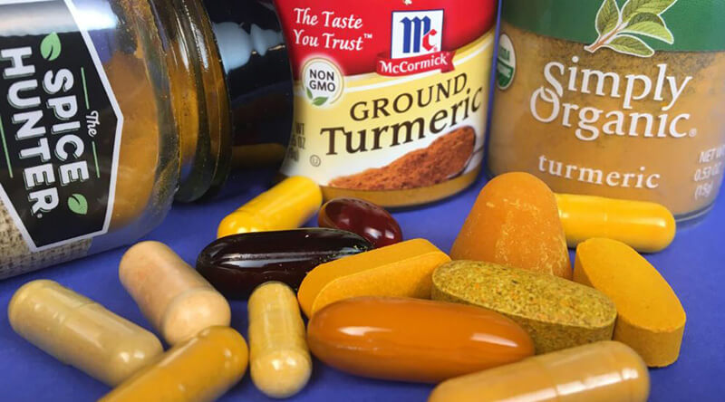 Best Curcumin Supplements – Top 10 Brands Reviewed for 2019