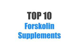 Best Forskolin Supplements – Top 10 Brands Reviewed for 2019