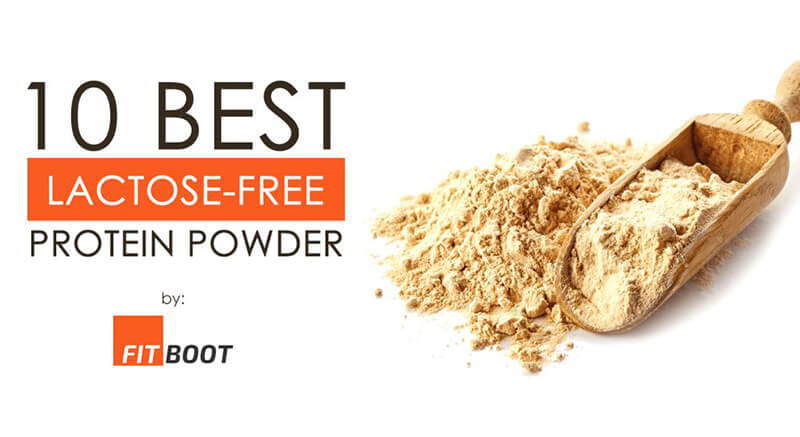 Best lactose free protein powder review