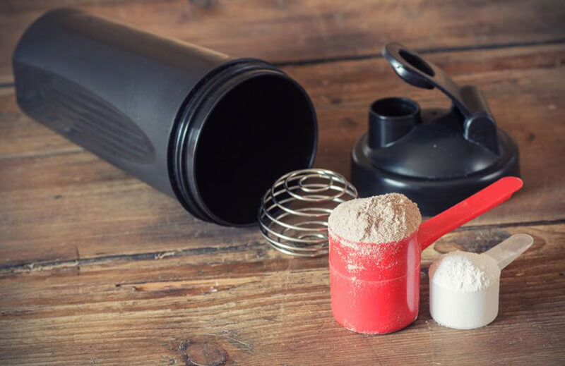 Is protein powder good for runners?