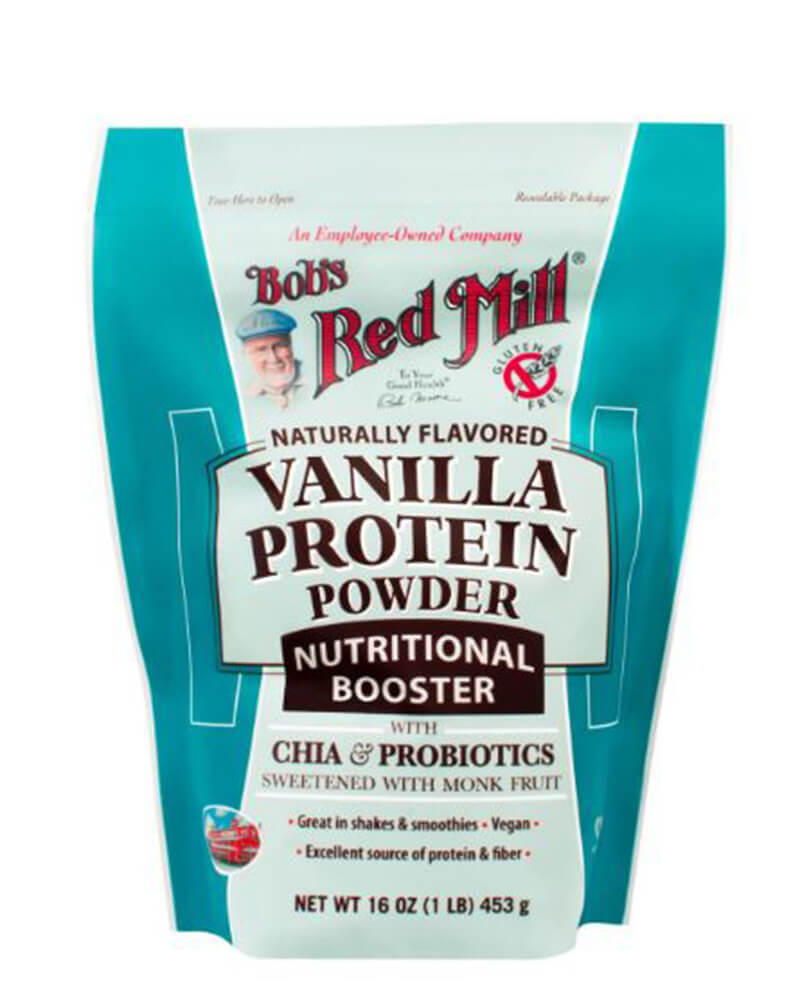 The review of the best Vanilla Protein Powder