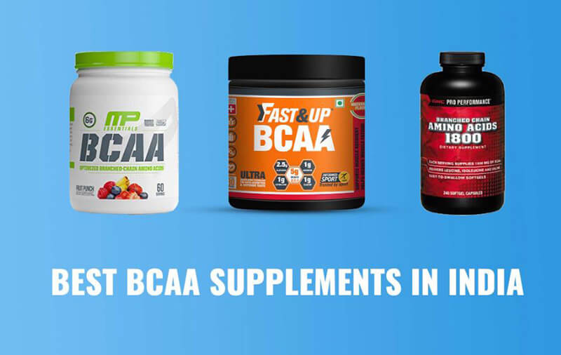 Top 10 BCAA Supplements in 2019