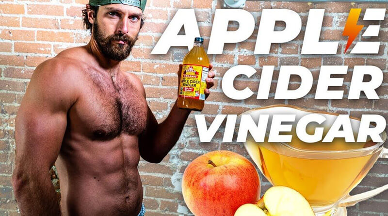 What effect does apple cider vinegar have for health?
