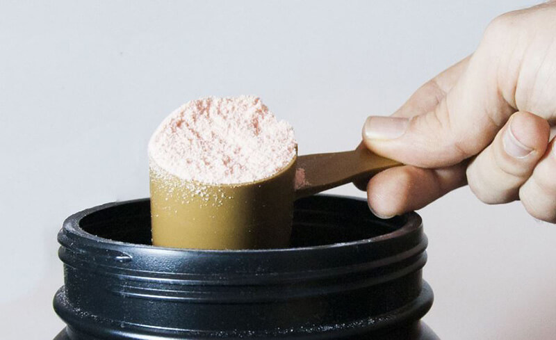 What to look for when buying a protein powder for runners?
