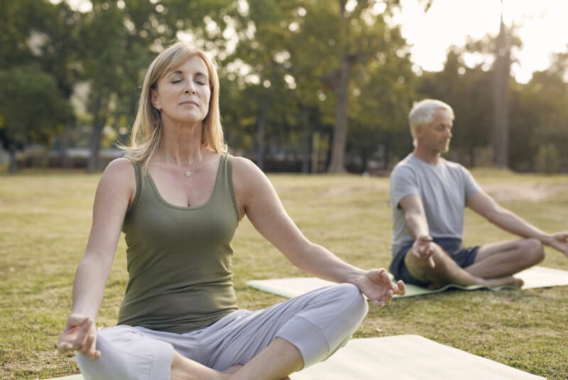 Yoga breathing therapy gives hope to COPD patients