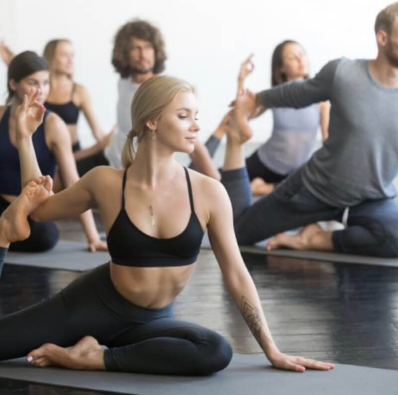 Yoga can help you retain your youth