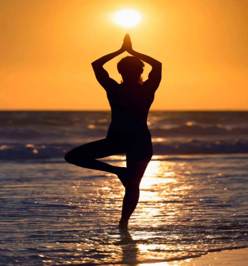 Yoga for better balancing