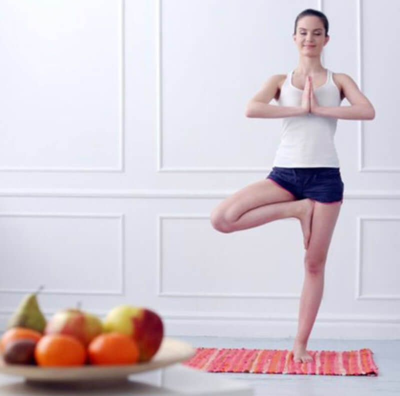 Yoga for weight control